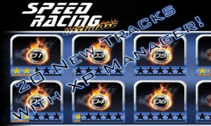 Androidアプリ「Speed Racing Ultimate 2 Free」のスクリーンショット 3枚目