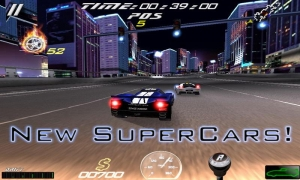 Androidアプリ「Speed Racing Ultimate 2 Free」のスクリーンショット 4枚目
