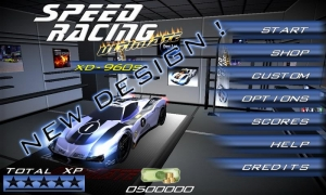 Androidアプリ「Speed Racing Ultimate 2 Free」のスクリーンショット 2枚目
