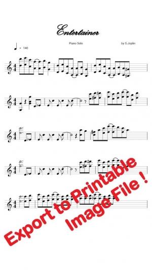 Androidアプリ「Music Composition」のスクリーンショット 4枚目