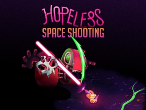 Androidアプリ「Hopeless: Space Shooting」のスクリーンショット 1枚目