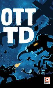 Androidアプリ「OTTTD : Over The Top TD」のスクリーンショット 1枚目