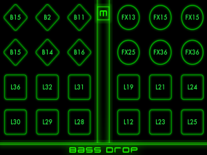 Androidアプリ「Bass Drop Drum and Bass」のスクリーンショット 5枚目
