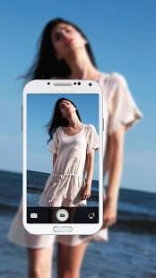 Androidアプリ「カメラ」のスクリーンショット 1枚目