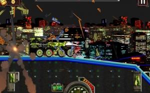 Androidアプリ「パトカーを粉砕 - 実行アウトロー」のスクリーンショット 4枚目