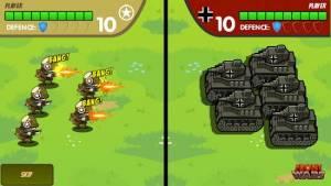 Androidアプリ「フロント·ウォーズ - Front Wars」のスクリーンショット 4枚目