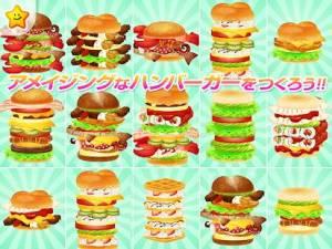 Androidアプリ「ハンバーガーやさんごっこ - お仕事体験できる知育ゲーム」のスクリーンショット 3枚目