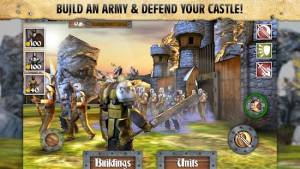 Androidアプリ「Heroes and Castles」のスクリーンショット 1枚目