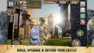 Androidアプリ「Heroes and Castles」のスクリーンショット 3枚目