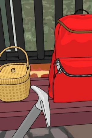 Androidアプリ「脱出ゲーム: 狂気の山小屋」のスクリーンショット 2枚目