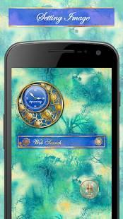 Androidアプリ「Deep sweet easy-きれいな時計・検索-無料」のスクリーンショット 4枚目