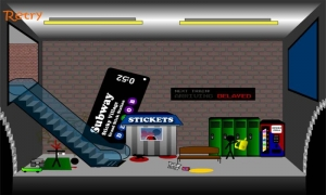Androidアプリ「Stickman Murder」のスクリーンショット 2枚目