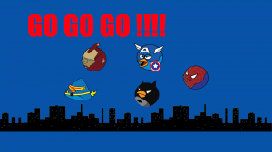 Androidアプリ「Angry Superheros Game」のスクリーンショット 2枚目