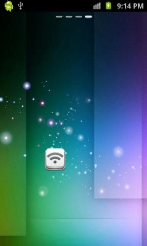 Androidアプリ「Wi-Fi テザリング On/Off」のスクリーンショット 2枚目