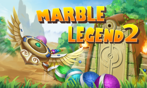 Androidアプリ「Marble Legend 2」のスクリーンショット 1枚目