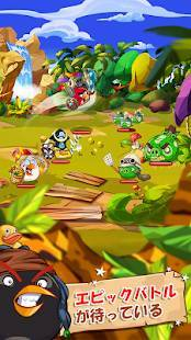 Androidアプリ「Angry Birds Epic RPG」のスクリーンショット 2枚目