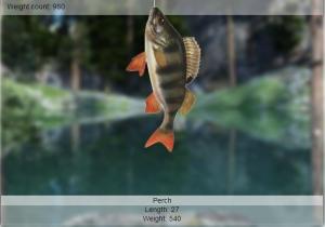 Androidアプリ「現実的な釣りゲームです。」のスクリーンショット 3枚目