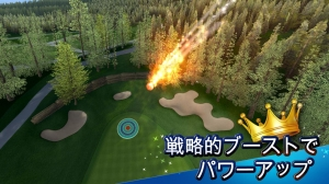 Androidアプリ「King of the Course Golf」のスクリーンショット 3枚目