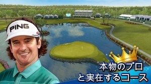 Androidアプリ「King of the Course Golf」のスクリーンショット 2枚目