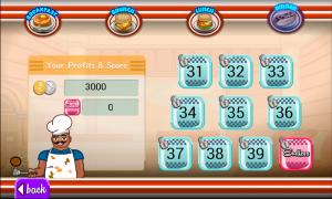 Androidアプリ「ハンバーガーの幸せな日 mini」のスクリーンショット 2枚目