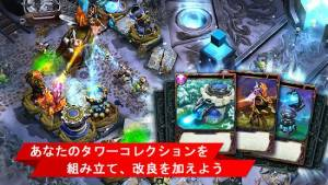 Androidアプリ「Defenders: TD Origins」のスクリーンショット 3枚目