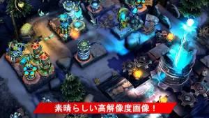 Androidアプリ「Defenders: TD Origins」のスクリーンショット 2枚目
