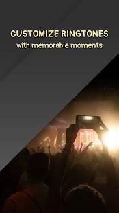 Androidアプリ「Call Ringtone Maker – MP3 & Music Cutter」のスクリーンショット 1枚目