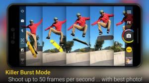Androidアプリ「Camera ZOOM FX - FREE」のスクリーンショット 4枚目