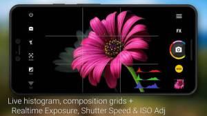 Androidアプリ「Camera ZOOM FX - FREE」のスクリーンショット 2枚目