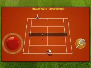 Androidアプリ「Tennis Game」のスクリーンショット 4枚目