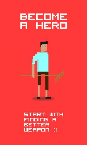 Androidアプリ「Widget RPG」のスクリーンショット 1枚目