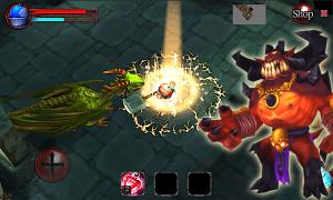 Androidアプリ「Mini Dungeon - Action RPG」のスクリーンショット 4枚目