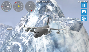 Androidアプリ「Airplane Mount Everest」のスクリーンショット 4枚目