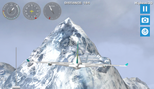 Androidアプリ「Airplane Mount Everest」のスクリーンショット 5枚目