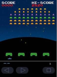 Androidアプリ「Androidiaからの侵略者」のスクリーンショット 2枚目
