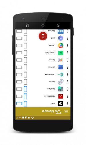 Androidアプリ「Rotation Manager - Control ++」のスクリーンショット 5枚目