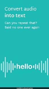 Androidアプリ「音声レコーダー」のスクリーンショット 4枚目