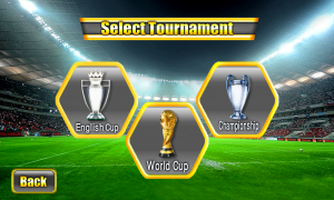 Androidアプリ「Soccer World Cup 2014」のスクリーンショット 3枚目