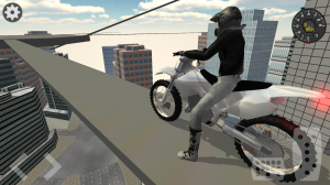 Androidアプリ「Extreme Motorbike Racer 3D」のスクリーンショット 3枚目