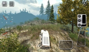 Androidアプリ「4x4 Off-Road Rally 2」のスクリーンショット 2枚目