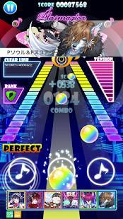 Androidアプリ「SHOW BY ROCK!![爽快音ゲー ショウバイロック]」のスクリーンショット 5枚目