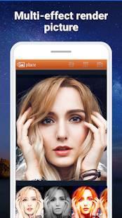Androidアプリ「ギャラリーHD」のスクリーンショット 4枚目