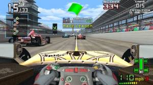Androidアプリ「INDY 500 Arcade Racing」のスクリーンショット 2枚目