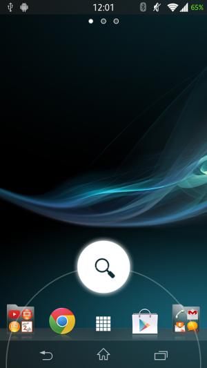 Androidアプリ「アプリアシスト」のスクリーンショット 1枚目