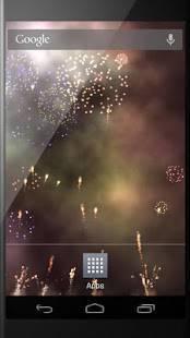 Androidアプリ「大花火大会 ライブ壁紙」のスクリーンショット 2枚目