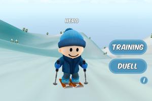 Androidアプリ「Zurich SlalomZone Game」のスクリーンショット 1枚目