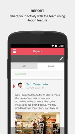 Androidアプリ「Tascade」のスクリーンショット 5枚目