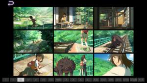 Androidアプリ「星を追う子ども/ストーリー画集 前編」のスクリーンショット 4枚目