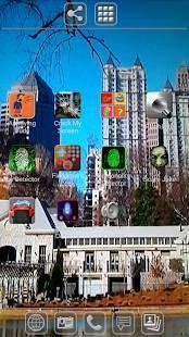 Androidアプリ「透過スクリーンランチャー」のスクリーンショット 2枚目