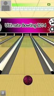 Androidアプリ「Ultimate Bowling」のスクリーンショット 4枚目